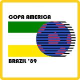 Copa America Brazil 1989