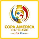Conmebol Copa America Centenario 2016 logo