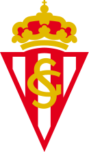 Sporting Gijon B team logo