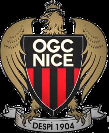 Nice team logo