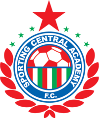 Sporting Central team logo