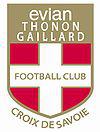 Evian TG FC team logo