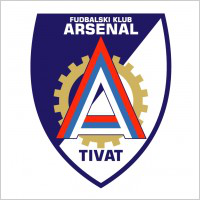 Arsenal Tivat team logo