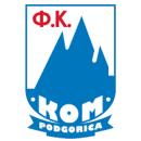 FK Kom team logo