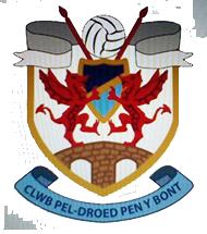 Penybont FC team logo