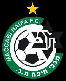 Maccabi Haifa team logo