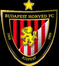 Budapest Honved team logo