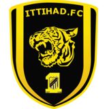 Al-Ittihad Jeddah team logo