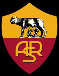 Roma team logo