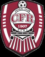 CFR 1907 Cluj team logo