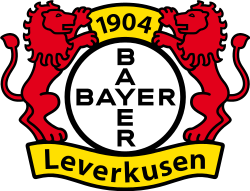 Bayer Leverkusen team logo