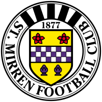St Mirren team logo