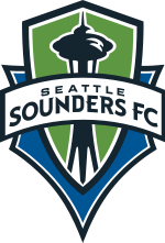 Seattle Sounders team logo