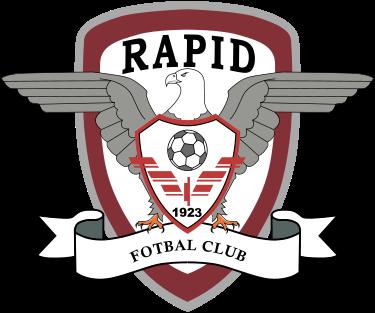 Rapid Bucuresti team logo