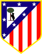 Atletico Madrid team logo