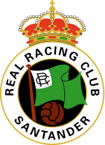Racing Santander team logo