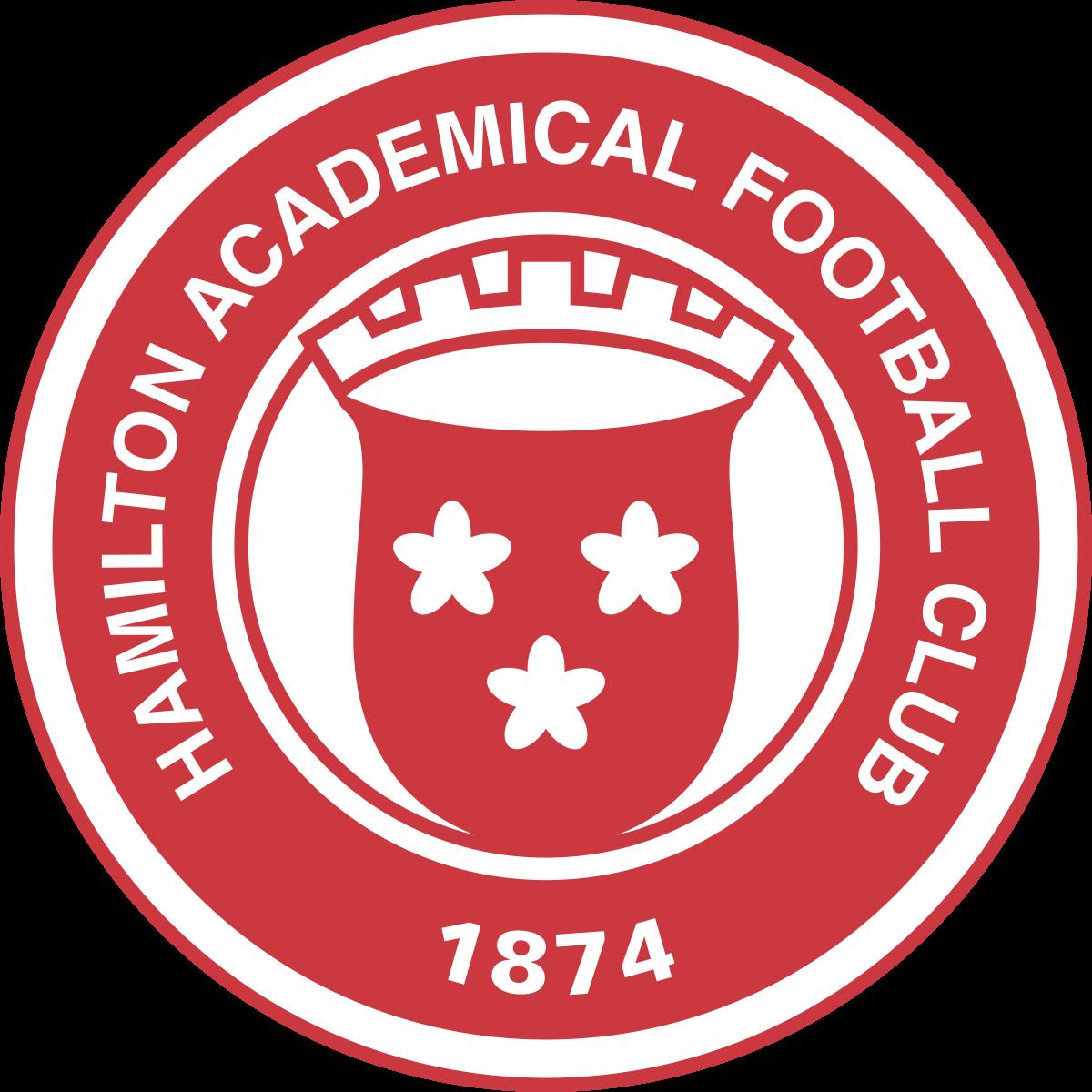 Hamilton Academical team logo