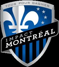 Montreal Impact team logo