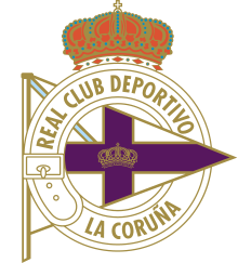 Deportivo La Coruna team logo