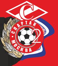 Spartak Moscow II team logo