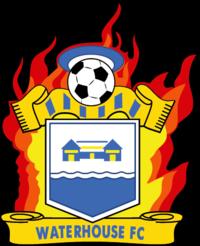 Waterhouse FC team logo