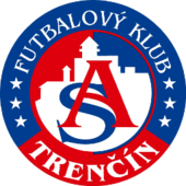 AS Trencin team logo