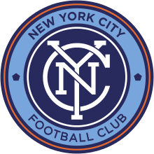 New York City FC team logo