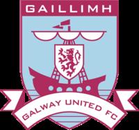 Galway United team logo