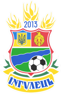 Ingulets Petrove team logo