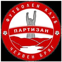 Partizan Cherven bryag team logo