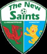 The New Saints team logo