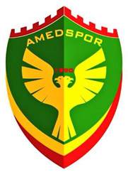 Amedspor team logo