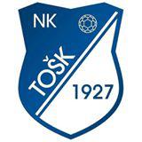 NK Tosk team logo