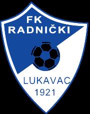 Radnicki Lukavac team logo
