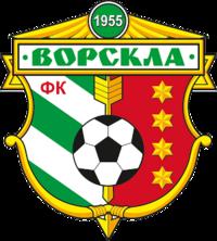 Vorskla Poltava team logo