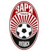 Zarya Lugansk team logo