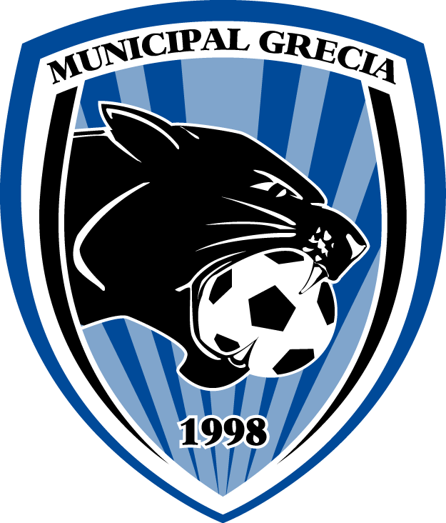 Municipal Grecia team logo