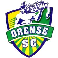 Orense SC team logo
