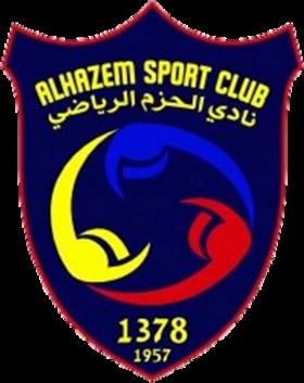 Al-Hazem team logo