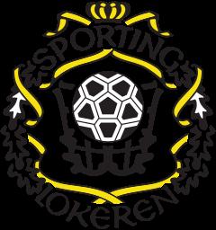 Lokeren team logo