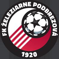 FK Zeleziarne Podbrezova team logo