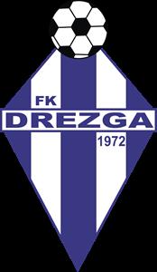 FK Drezga team logo