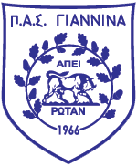 Pas Giannina team logo