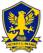 Retro FC Brasil team logo