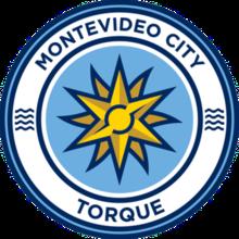 Montevideo City Torque team logo
