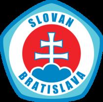 Slovan Bratislava B team logo