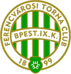 Ferencvarosi TC team logo