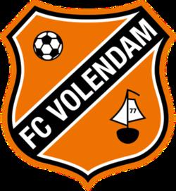 Jong Volendam team logo