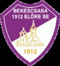 Bekescsaba 1912 team logo