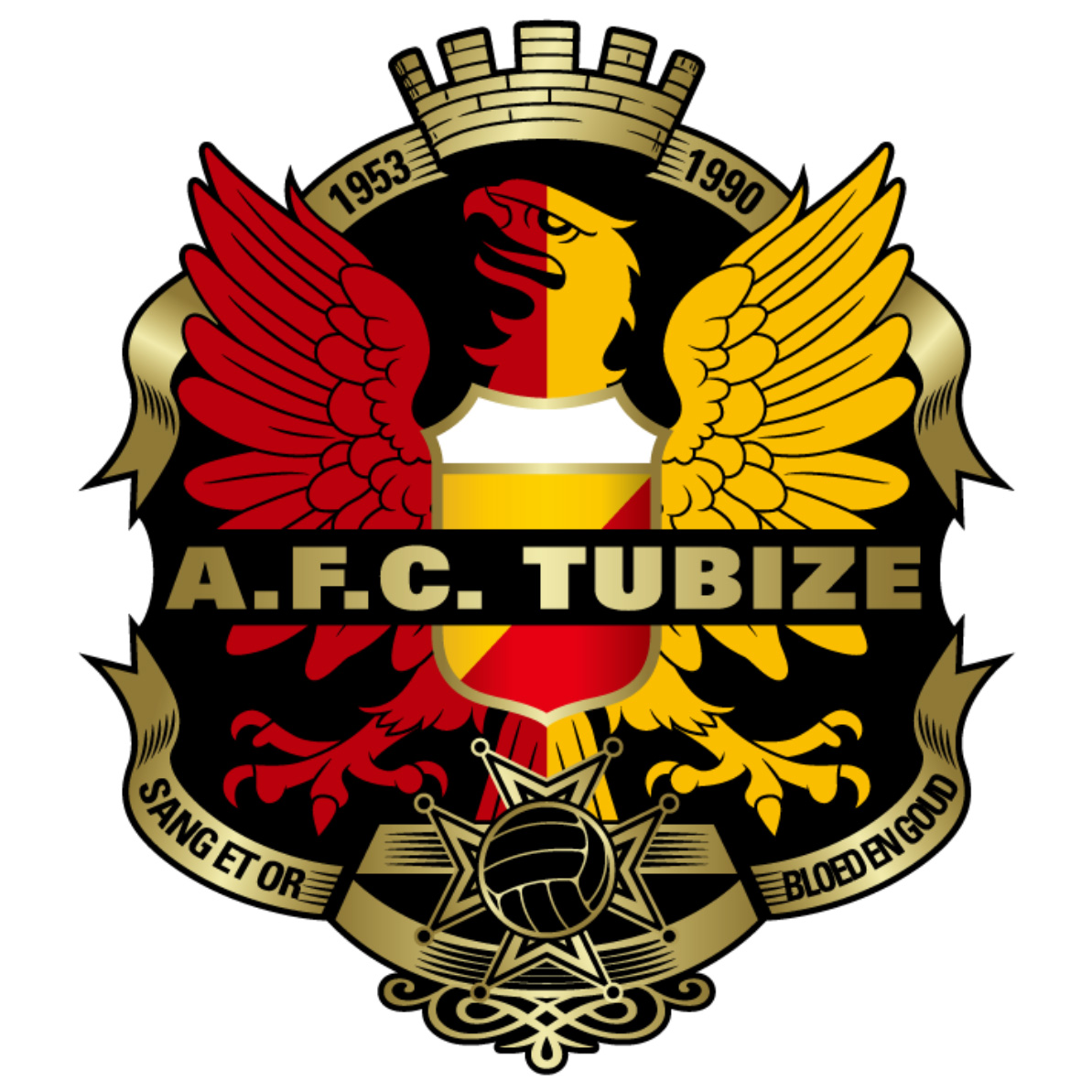 Tubize team logo